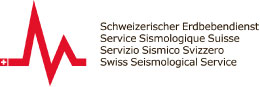 Logo of the Swiss Seismological Service or SED
